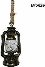 Lampe de kérosène Rétro Kérosène Pendentif