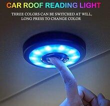 Lampe de lecture tactile pour intérieur de