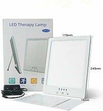 Lampe de Luminothérapie 12000 Lux, LED sans UV