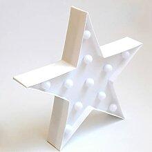 Lampe De Modélisation D'étoiles À Cinq