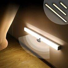 Lampe de placard sans fil avec capteur de