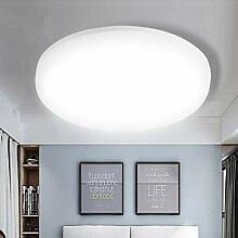 Lampe de Plafond à LED Ultra Mince - Minimaliste