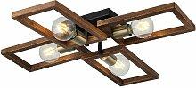 Lampe de Plafond Era - Plafonnier - du mur - Or,