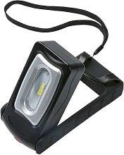 Lampe de poche à diodes LED corps en plastique
