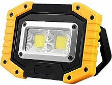 Lampe de poche LED Lampe de pelouse Lampe de