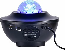 Lampe de projection USB Starlight avec