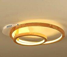 Lampe De Salon Dimmable Moderne LED Plafonnier En