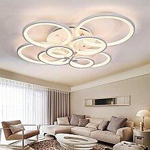 Lampe De Salon Plafonnier LED Dimmable