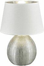Lampe De Salon Splendour 24Cm Argent