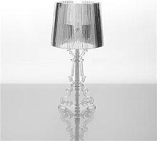 Lampe de salon transparente design CASSY 2
