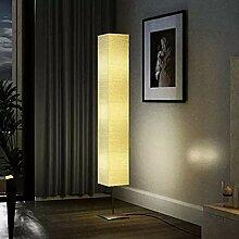 Lampe de sol moderne pour salon, chambre à