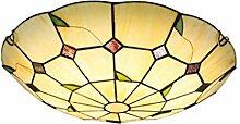Lampe de style pastorale à encastrer de style