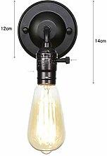 Lampe de table à la chambre Fixture industriel