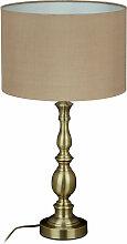 lampe de table, abat-jour, douille E27, salon et