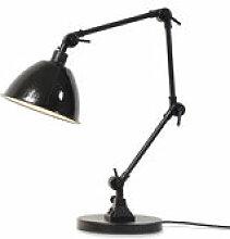 Lampe de table Amsterdam / Abat-jour métal - H