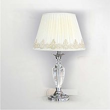Lampe de table Bureau cristal chambre lampe de