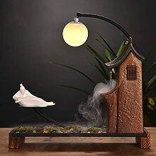 Lampe de Table Chinoise Fontaines d'intérieur