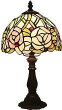 Lampe De Table Créative Tiffany Chambre À