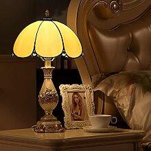 Lampe de table de 12 pouces style antique