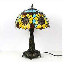 Lampe de table de chevet 12 pouces Vintage