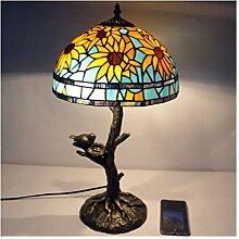 Lampe de table de chevet Table de style européen