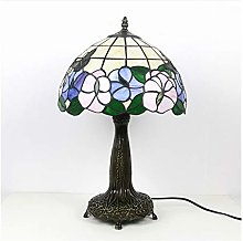 Lampe de table de chevet Tiffany Style Butterfly