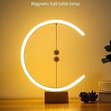 Lampe de table décoration suspension Magnétique