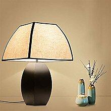 Lampe De Table Décorative Chinoise De Chambre À