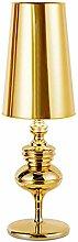 Lampe De Table Décorative Dorée, Lampe De Chevet