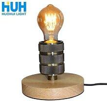 Lampe de Table E27 rétro et Vintage, support en