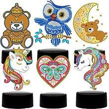 Lampe de Table en 7 couleurs, nouveau Design,