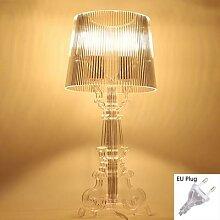 Lampe de Table en acrylique, pour chambre à