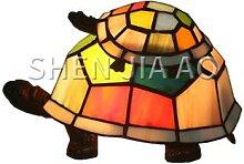 Lampe de Table en forme de tortue mère et enfant,