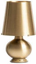 Lampe de table Fontana Small / H 34 cm - Laiton -