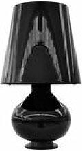 Lampe de table Fontana Small / H 34 cm - Verre -
