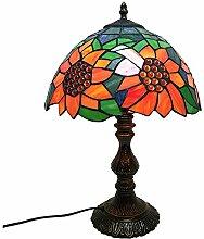 Lampe de Table Lampe Coloré Glasshade + Alliage