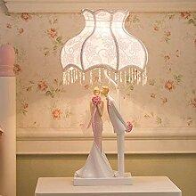 Lampe de table Lampe créative, à la mode,