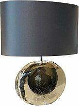 Lampe De Table Lampe de table de luxe en verre
