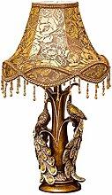 Lampe De Table Lampe de table de luxe Résine à