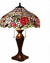 Lampe de table Lampe de table en verre Belle