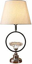 Lampe de table Lampe de table en verre de