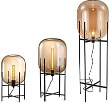 Lampe de Table Lampe de table globe en verre