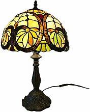 Lampe de Table Lampe Flower Tree Arbre vitraghade