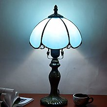 Lampe de table LCSD Bleu Méditerranéen