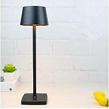 Lampe de table LED en alliage d'aluminium