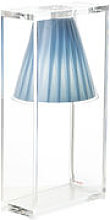 Lampe de table Light-Air / Abat-jour tissu -