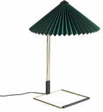 Lampe de table Matin Large / LED - H 52 cm - Tissu