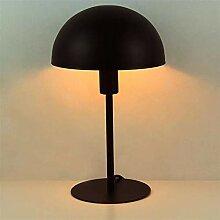Lampe de Table Métal Mushroom Table Lampe LED Eye