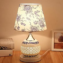 Lampe De Table Moderne en CéRamique Simple,