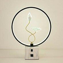 Lampe De Table Moderne Nouvel An chinois Simple